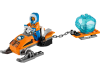 LEGO® set: 60032 - Arctic Snowmobile