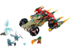 LEGO® set: 70135 - Cragger's Fire Striker
