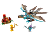 LEGO® set: 70141 - Vardy's Ice Vulture Glider