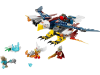 LEGO® set: 70142 - Eris' Fire Eagle Flyer