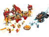 LEGO® set: 70146 - Flying Phoenix Fire Temple