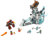 LEGO® set: 70147 - Sir Fangar's Ice Fortress