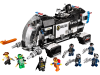 LEGO® set: 70815 - Super Secret Police Dropship