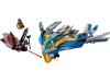 LEGO® set: 76021 - The Milano Spaceship Rescue