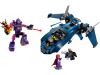 LEGO® set: 76022 - X-Men vs. The Sentinel