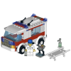 Building instructions for 7890 - Ambulance