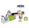 Building instructions for 3930 - Stephanie's Outdoor Bakery