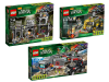 LEGO® set: 5004239 - Teenage Mutant Ninja Turtles Collection