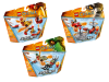 LEGO® set: 5004240 - CHIMA™ Fire SPEEDORZ™ Collection