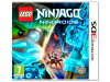 LEGO® set: 5004288 -  LEGO® NINJAGO™: NINDROID™ 3DS game