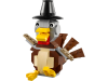 LEGO® set: 40091 - Thanksgiving Turkey