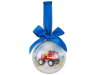LEGO® set: 850842 - LEGO® City Fire Truck Holiday Bauble