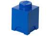 LEGO® set: 5004268 - LEGO® 1-stud Blue Storage Brick