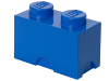 LEGO® set: 5004280 - LEGO® 2-stud Blue Storage Brick