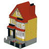 Building instructions for Little house victorian