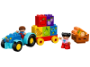 LEGO® set: 10615 - My First Tractor