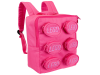 LEGO® set: 851950 - LEGO® Brick Backpack Pink
