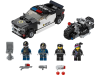 LEGO® set: 70819 - Bad Cop Car Chase