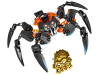 LEGO® set: 70790 - Lord of Skull Spiders