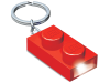 LEGO® set: 5004264 - LEGO® 1x2 Brick Key Light (Red)