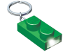LEGO® set: 5004263 - LEGO® 1x2 Brick Key Light (Green)