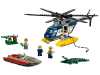 LEGO® set: 60067 - Helicopter Pursuit