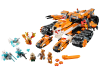 LEGO® set: 70224 - Tiger's Mobile Command