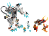 LEGO® set: 70223 - Icebite's Claw Driller