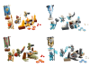 LEGO® set: 504458 - Legends of Chima Collection