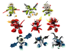 LEGO® set: 5004549 - LEGO MIXEL COLLECTION 4