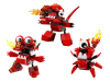 LEGO® set: 5004553 - LEGO MIXELS INFERNITES