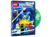 LEGO® set: 5004572 - Masters of Spinjitzu Rebooted – Fall of the Golden Master (DVD)