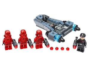 LEGO® set: 75266 - Sith Troopers? Battle Pack - main image