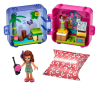 LEGO® set: 41436 - Olivia's Jungle Play Cube