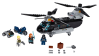 LEGO® set: 76162 - Black Widow's Helicopter Chase