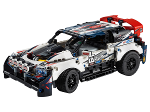 LEGO® set: 42109 - App-Controlled Top Gear Rally Car - main image