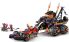 LEGO® set: 80011 - Red Son?s Inferno Truck - alternate image