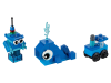 LEGO® set: 11006 - Creative Blue Bricks