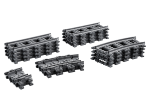 LEGO® set: 60205 - Tracks - main image