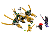 LEGO® set: 70666 - The Golden Dragon