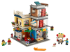 LEGO® set: 31097 - Townhouse Pet Shop & Café