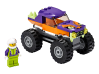 LEGO® set: 60251 - Monster Truck
