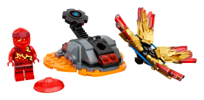 LEGO® set: 70686 - Spinjitzu Burst - Kai - main image