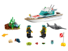 LEGO® set: 60221 - Diving Yacht