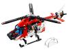 LEGO® set: 42092 - Rescue Helicopter