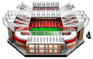 LEGO® set: 10272 - Old Trafford - Manchester United - main image