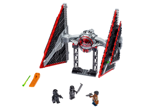LEGO® set: 75272 - Sith TIE Fighter? - main image